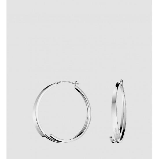 Hoop Earrings - CALVIN KLEIN Beyond