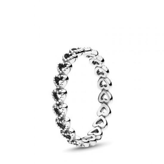 Prsteň, spoločná láska, šterlingové striebro