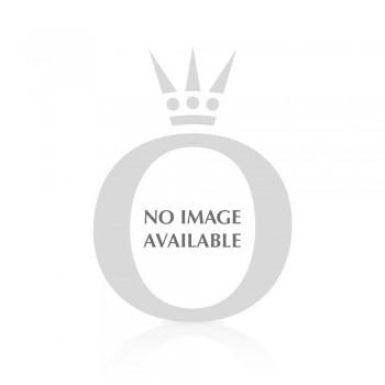 Náhrdelník, šterlingové striebro, vyrezávané detaily srdce, kubická zirkónia, 45cm